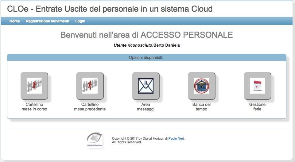 schermata_accesso_personale